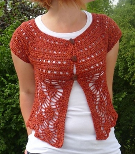 [Free Pattern] Splendid Crochet Lace Sweater You'll Fall In Love With