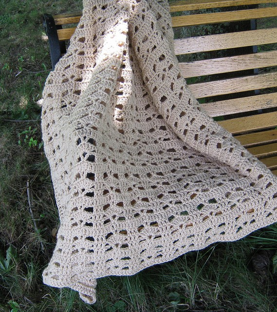 [Free Pattern] This Really Simple And Quick Afghan Pattern Is Unbelievable Beautiful