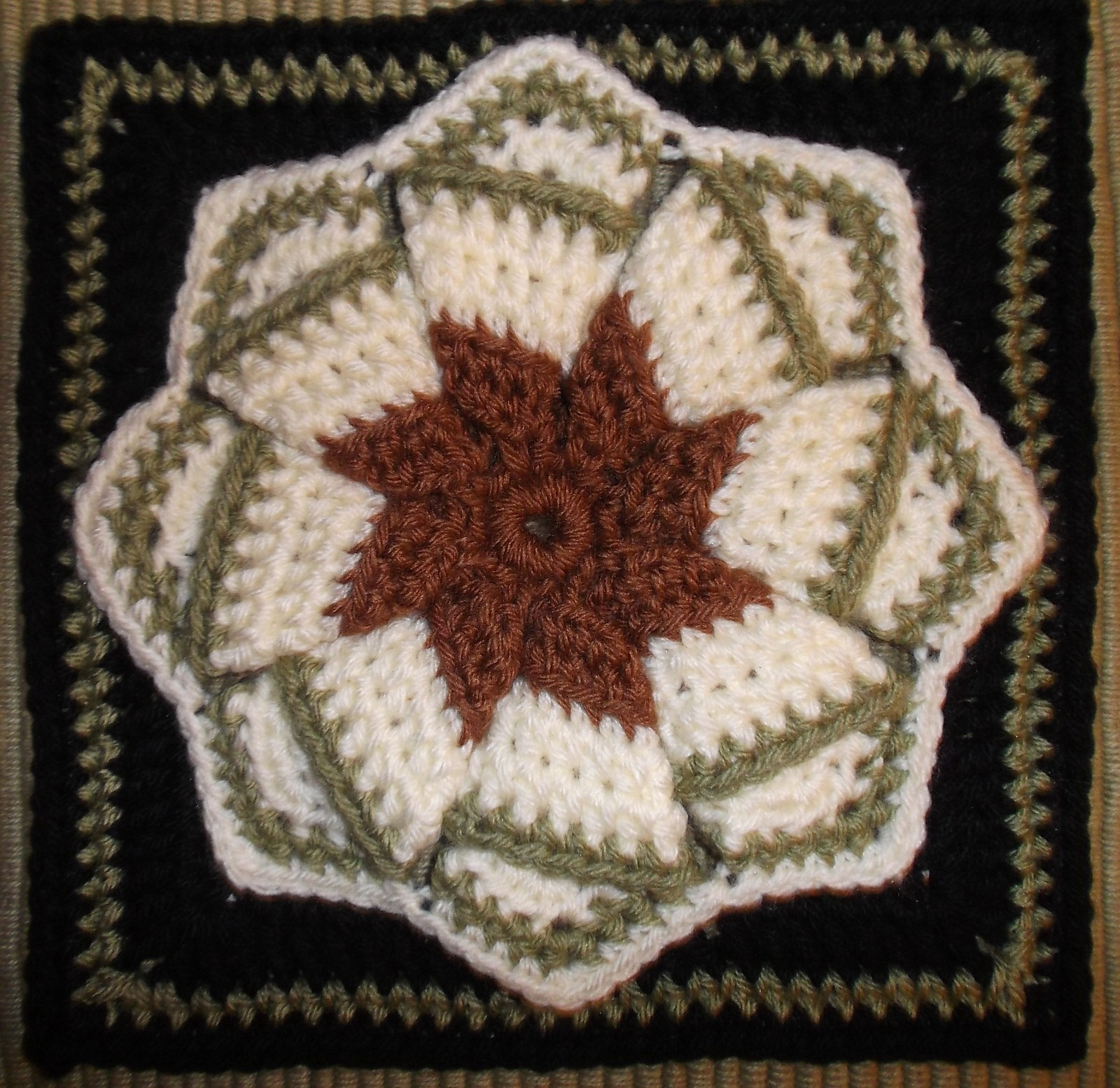 Free Pattern Pinwheel In The Center With The Open Pockets