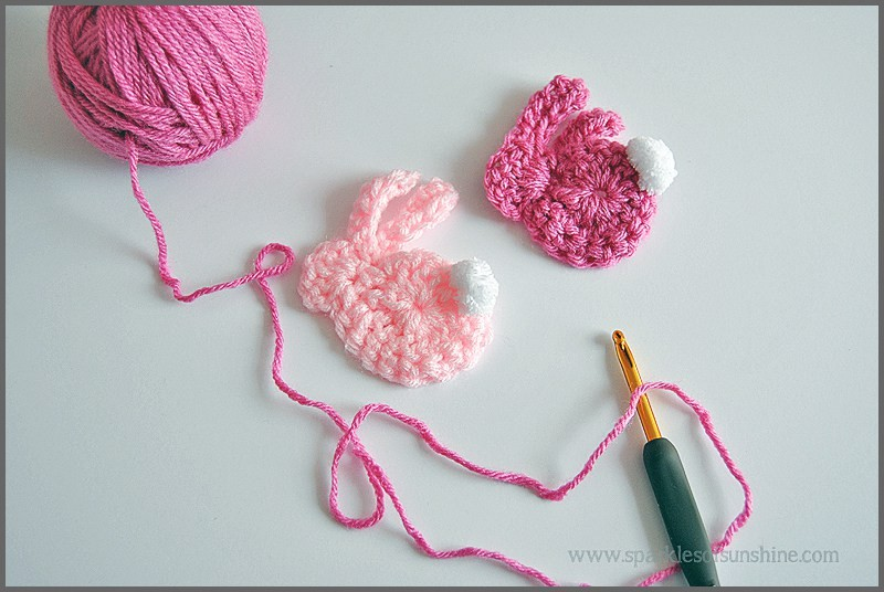 [Free Pattern] This Super-Cute & Quick Bunny Crochet Pattern Just Melted My Heart!