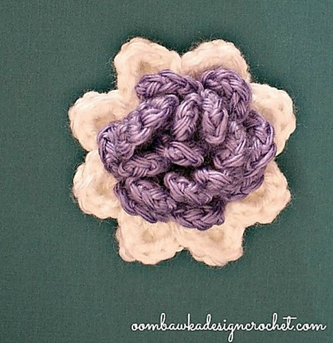 [Free Pattern] The Perfect Simply Irresistible Crochet Flower