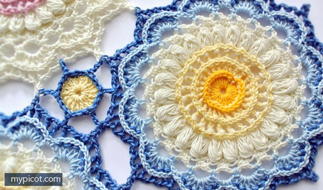 [Photo Tutorial] Learn A New Crochet Pattern: Beautiful Textured Crochet Pattern