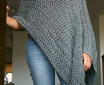 Free Pattern Totally Customizable And Very Versatile This Poncho