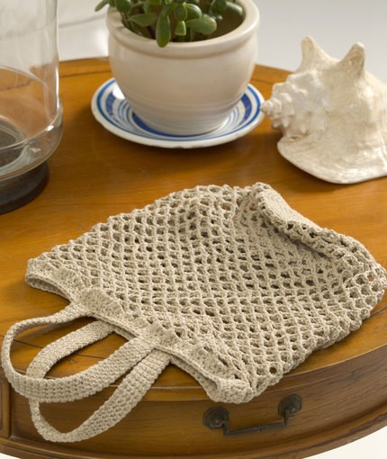 [Free Pattern] This Crochet Bag Is Perfect For Your Every Day Grocery Shopping
