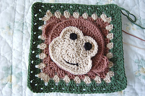 [Free Pattern] Adorable Little Monkey Any Kid Would Love