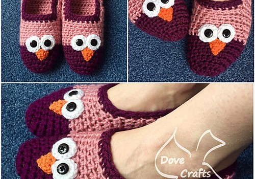Free Pattern Adorable Crochet Bird Slipper Socks That No One Could