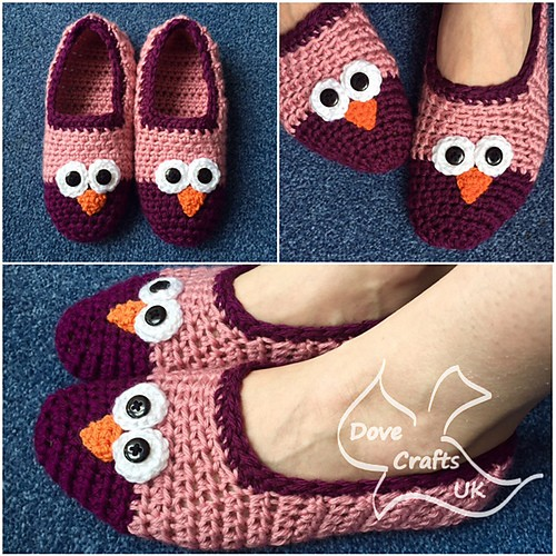 [Free Pattern] Adorable Crochet Bird Slipper Socks That No One Could Resist
