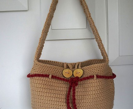Free Pattern The Perfect Everyday Crochet Handbag Knit And