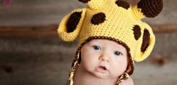[Free Pattern] Incredibly Adorable Giraffe Crochet Hat All Babies Need
