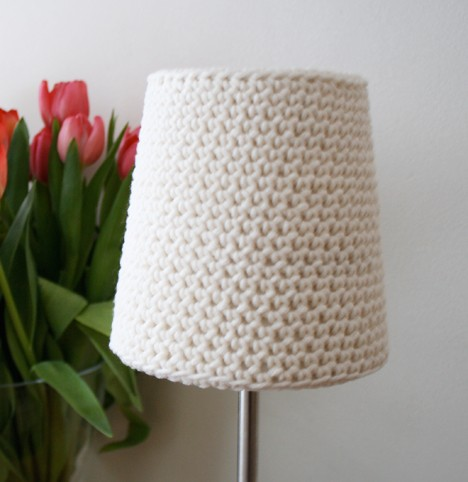 [Free Pattern] So Wonderfully Simple And Stunnig Big Fat Lampshade