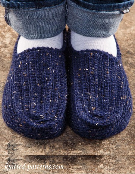 [Free Pattern] Your Mens Feet Will Be In Heaven With These Super Comfort...