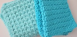[Free Pattern] These Easy Textured Washcloths A Fabulous Gift To Make And Share