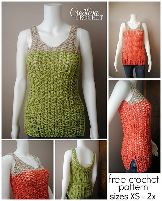 [Free Pattern] Insanely Easy And Clever Shell Tank