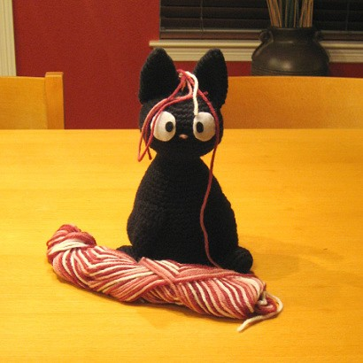 [Free Pattern] The Funny Jiji the Crochet Cat Is Beyond Purr-fect