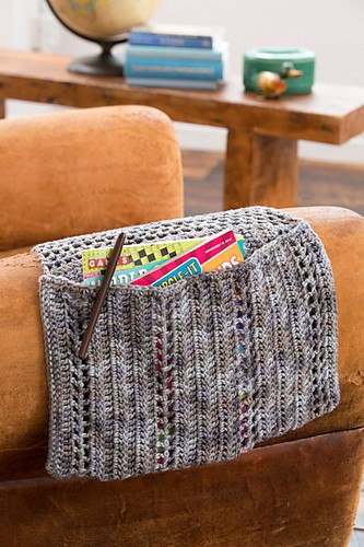 [Free Pattern] This Easy Organizer Pouch Is The Best Last-Minute Father's Day Gift