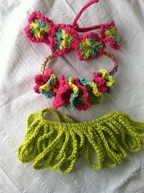 [Free Pattern] Dress Up Your Little Girl In This Adorable Hula Baby For A Cute Prop!