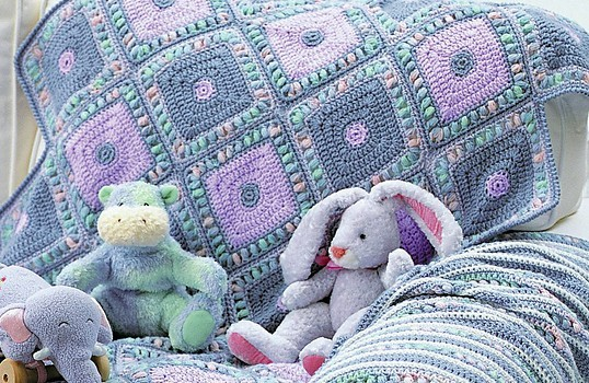 Free Crochet Harlequin Blanket Pattern : [Free Pattern] Really Easy And Unique Harlequin Blanket ...