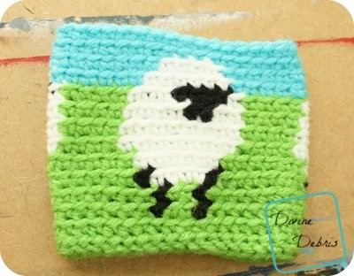 [Free Pattern] Love The Sweet Dancing Sheep, So Fun!