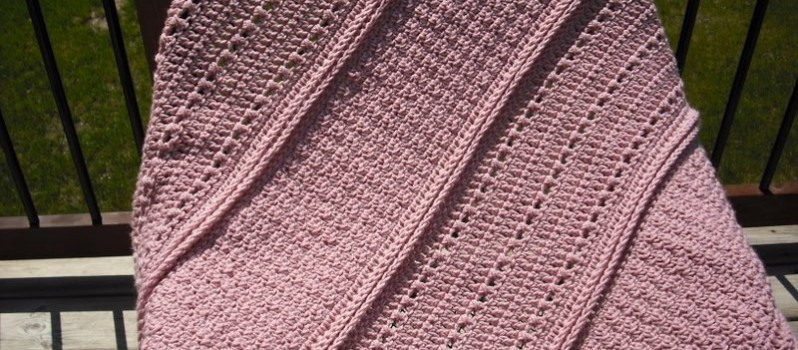 Free Pattern Boy Or Girl This Baby Blanket Pattern Is Wonderful