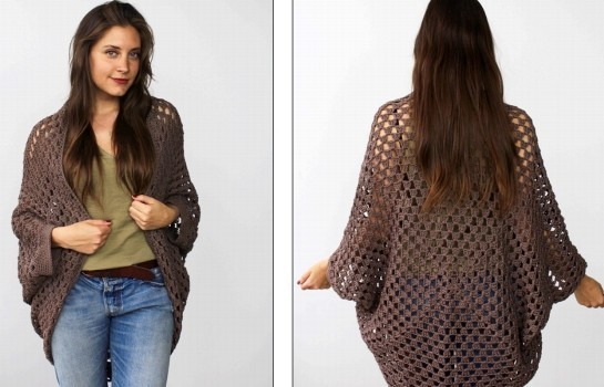 Free Pattern Top Off Your Ensemble With This Casually Cool Movie