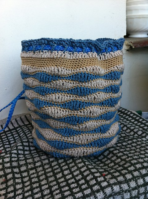 [Free Pattern] This Is One Bag Any Crocheter & Knitter Needs!