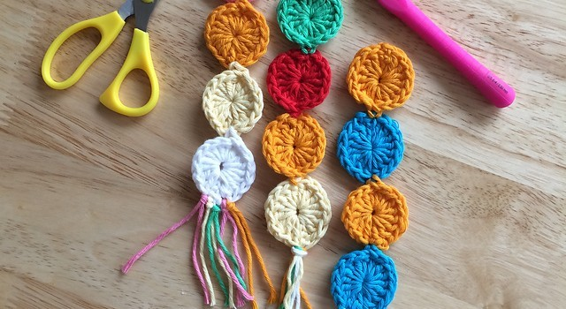 Free Pattern Cute And Easy Crochet Bookmark For Beginners In Your