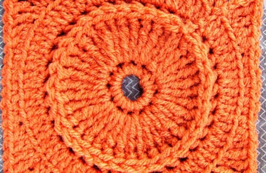 [Free Pattern] Fun Granny Square Pattern To Incorporate In Your Next Project ...