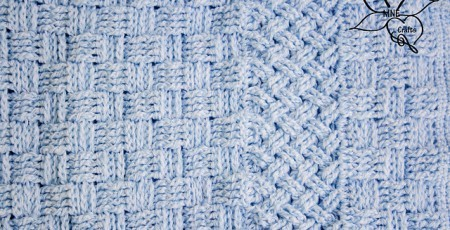[Free Pattern] This Cuddly Blanket Would Make A Wonderful Baby Shower Gift