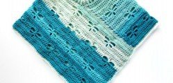 [Free Pattern] Super Quick And Fun To Make: Crochet Dragonfly Poncho