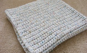 [Free Pattern] This Is The Simplest Blanket Pattern Ever!