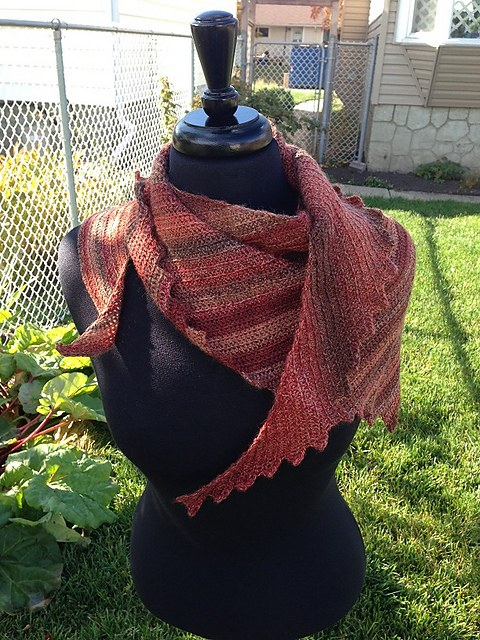 [Free Pattern] This Easy Peasy, Lovely Scarf Is The Perfect Item For This Fall