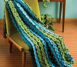 [Free Pattern] Easy And Spectacular Afghan Pattern For Beginners