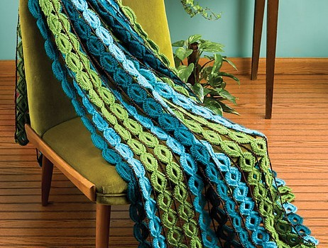 Free Pattern Easy And Spectacular Afghan Pattern For Beginners