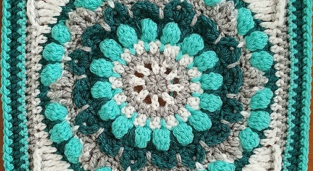 Free Pattern] Add Beauty And Texture To Any Project With This Fascinating Mandala Yarn Patterns