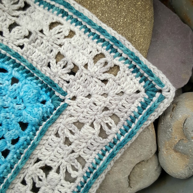 [Free Pattern] This Beautiful Lacy Border Will Elevate Your Crochet