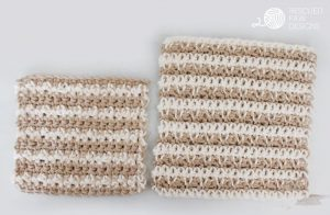 [Free Pattern] This Crochet Dishcloth Will Quickly Become One Of Your Favorite Crochet Patterns