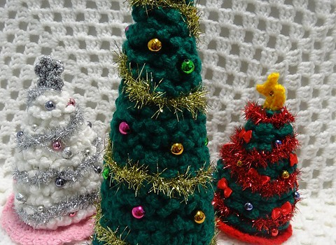 Free Pattern This Amazing Crochet Christmas Tree Pattern Is A