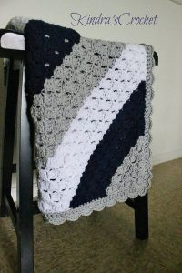 [Free Pattern] Master The Crochet Corner-To-Corner Technique With This Awesome Baby Blanket Pattern