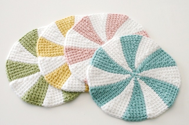 [Video Tutorial] Joyful Dishcloths For Your Kitchen