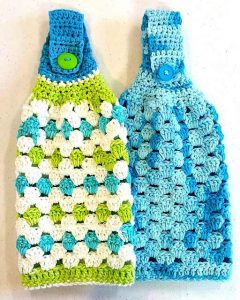 [Free Pattern] Insanely Clever And Easy Towel Crochet Pattern