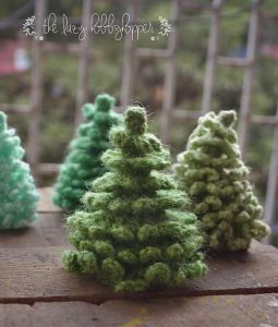 [Free Pattern] Unbelievably Cute Crochet Christmas Tree