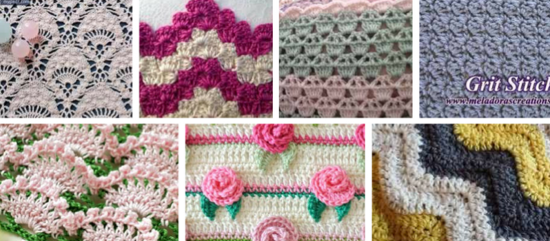 ... To Crochet: 76 Crochet Stitches And Tutorials - Knit And Crochet Daily