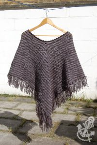 7cf41865c 20+ Free Crochet Poncho Patterns To Keep You Cozy