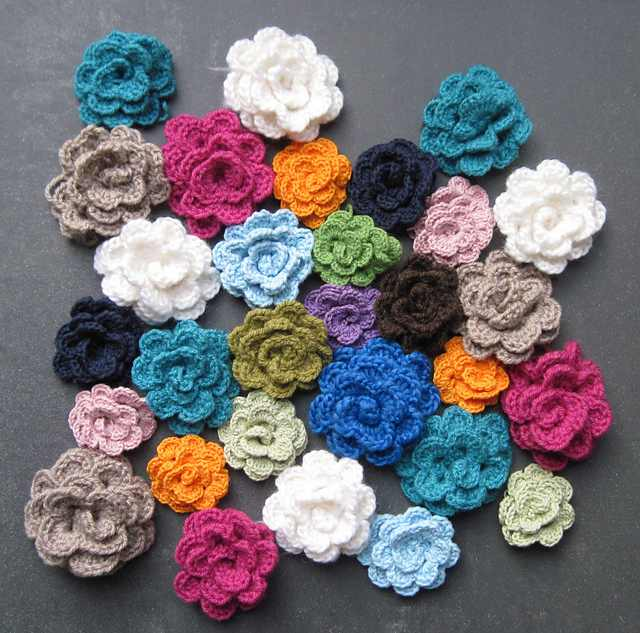 10 Minute Crochet Flower, 10+ Cute And Easy 10 Minute Crochet Projects [Free Patterns]