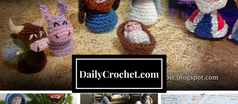 These Most Awesome Christmas Nativity Set Free Patterns Will Get You