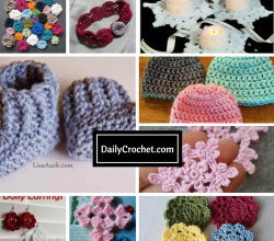 10+ Cute And Easy 10 Minute Crochet Projects