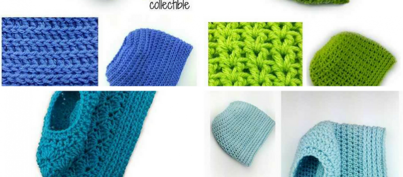 4 Awesome Ponytail Hat And Bun Hat Free Crochet Patterns 6c040d3df44