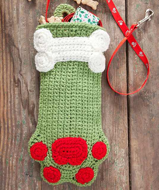 Precious Dog Christmas Stocking To Give Your Pet A Treat They'll Adore