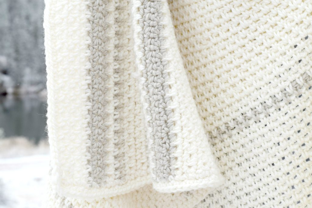 A Modern Heirloom Blanket For Your Dear Ones