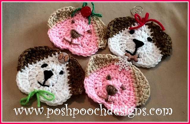 Video Tutorial Adorable And Fun These Crochet Dog